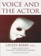 Voice And The Actor,Cicely Berry