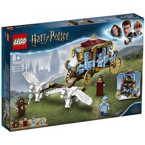 Lego Harry Potter La Carrozza Di Beauxbatons Arrivo A Hogwarts Lego 75958