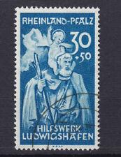 Alliierte Besetzung Frz. Zone Rheinland-Pfalz 31 I gestempelt