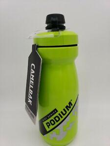 Camelbak Podium Dirt Series Water Bottle, 21oz, Lime. Free Shipping!