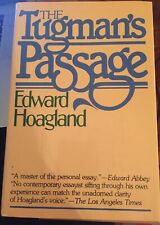The Tugman's Passage by Edward Hoagland ~First 1st Ed Ill. Hardcover Dust Jacket