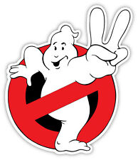 "Ghostbusters sticker decal 4"" x 5"""
