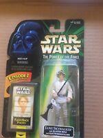 Star Wars Luke Skywalker Flashback Photo Action Figure Farmboy MOC