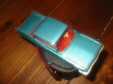 Dinky American Cadillac,Light Blue,White Tyres.