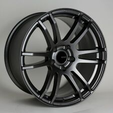 18x8.5 Enkei TSP6 5x114.3 +50 Gunmetal Rims Fits Mazda 3 Accord Rsx Tsx
