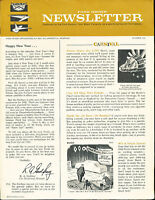 1961 Ford Owners Newsletter Fairlane Sales Brochure