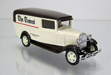 Busch 47725 Ford Model AA The Times London Scale 1 87 NEU OVP