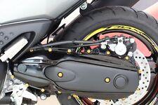 EVOTECH KIT VITI MOTORE YAMAHA T-MAX 500 2008 2009 2010 2011 SCREWS WHITEMAX