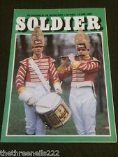 SOLDIER - JUNE 2 1986 - MORTAR MEN MUSTER