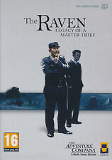 The Raven Legacy of a Master Thief (PC/Mac DVD) SEALED NEW