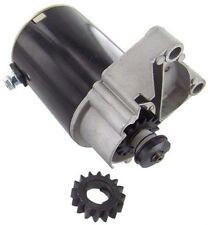 Starter Motor Gear fits Briggs & Stratton 14 16 18 HP 497596 V Twin W/ Free