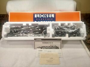Lionel 6-8606 B & A Hudson #784 Locomotive & Tender  NIB