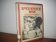 Knee Knock Rise/ hardback/jacket/ Natalie Babbitt/ 1978/fantasy