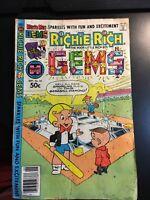 Richie Rich Gems #32 September 1980 Harvey World Comics