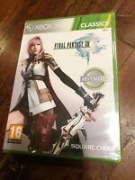 Final Fantasy XIII Xbox 360 Nuovo!! Stampa Uk Sigillata Gioco anche in Italiano