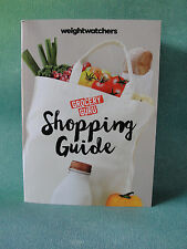 Weight Watchers 2016 / 2017 Smart Points SHOPPING GUIDE  - Main Food Points Book