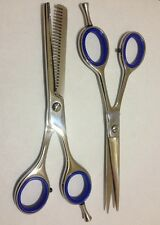 """Professional Hairdressing Barber Cutting & Thinning Scissors Shears Set 5.5"""""""