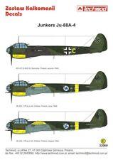 NEW 1:32 Techmod Decals 32060 Junkers Ju-88A-4 / C-2 / D-1