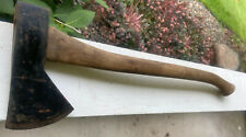 "Vintage 26"" Collins Hudson Bay Axe W/Genuine Collins Hickory Handle."