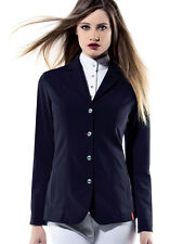 Animo LANCE Women's Competition Jacket - Navy Blue