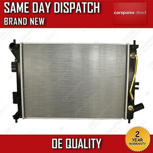 FIT FOR KIA SOUL 1.6 GDI AUTOMATIC / MANUAL RADIATOR 2011>ONWARDS *BRAND NEW*