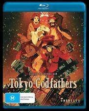 Tokyo Godfathers (Blu-ray, 2017)