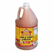 Bragg Apple Cider Vinegar 1 gallon - 128 fl. oz FREESHIPPING