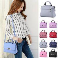 Fashion Women Handbag Shoulder Bag Messenger Large Tote Leather Ladies Purse