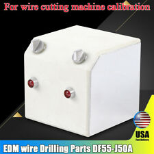 Molybdenum Wire Vertical Corrector Edm wire Drilling Parts Auxiliary Tool New