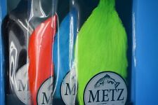 METZ Magnum neck Grade 2, Fly tying materials, feathers, tools, craft