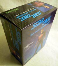 Star Trek figurine Commandant Wil. T. Riker de Geometric Design en 1/6, N E U & neuf dans sa boîte