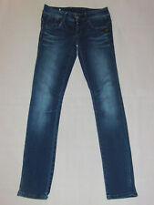 G-Star Jeans Mod. Fender Skinny wmn 29/32 blau denim Vintage TOP