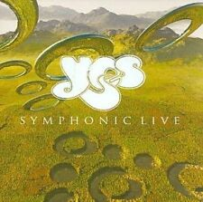 Symphonic Live 0826992015224 by Yes CD