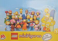 LEGO® MINIFIGUREN 71009 - THE SIMPSONS SERIE 2 - ALLE 16 FIGUREN - NEU