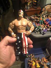 WWE Jakks Limited Rey Mysterio USA Loose