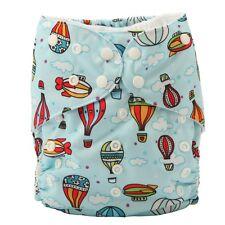 2 to 7 years BIG Cloth Diaper Nappy Pocket Reusable Junior Baby Toddler Balloon