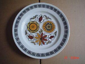 Broadhurst And Sons Kathie Winkle CALYPSO Side Salad Plate