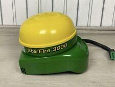 John Deere Starfire 3000 receiver Gps Sf1 Activation