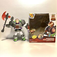 Toy Story That Time Forgot Battlesaur Buzz Lightyear Talking Figure Thinkway