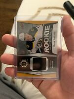 RYAN DONATO RM-DO 18/19 UPPER DECK SERIES 2 ROOKIE MATERIALS RC 2018-19
