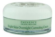 Eminence Bright Skin Overnight Correcting Cream 2 oz. Night Treatment