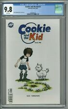 Cookie and the Kid #1 CGC 9.8 1st First Print Edition Antarctic Press 2018