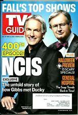 NCIS TV Guide 10/26-11/8/20 MARK HARMON  DAVID MCCALLUM FALL'S TOP SHOWS