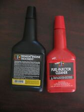 MOC Premium Engine Treatment and Fuel-Injector Cleaner set