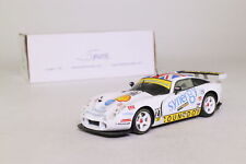 Spark SCTR04 TVR Tuscan T400R; 2003 British GT CDL Racing; RN27; Excellent Boxed