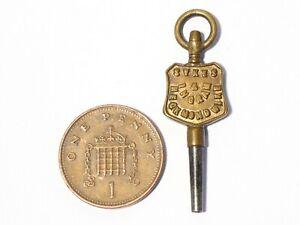 Antique Sykes & Ingram Heckmondwike  Pocket Watch Key Winder #WK7