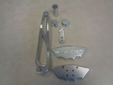 MASTERCRAFT WAKEBOARD SKI MIRROR BRACKET POLISHED BILLET ALUMINUM  BOAT