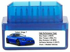 Stage 7 Performance Power Tuner Chip  Add 95HP 8 MPG OBD Tuning Mazda Mitsubishi