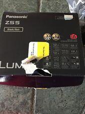 Panasonic LUMIX DMC-ZS5 / DMC-TZ8 12.1MP Digital Camera - Black