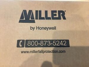 Miller by Honeywell 6414NLS/XXLBK Miners Nylon Body Belt with 1-3/4-Inch Webbin